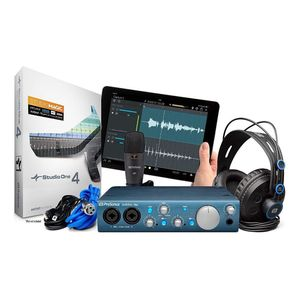 Presonus Itwo Studio Professional Hardware and Software Kit