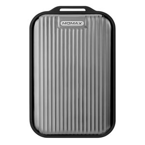 Momax Ipower G0 Mini 5 10000mAh Power Bank Silver
