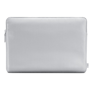 "INCASE SLIM SLEEVE IN HONEYCOMB RIPSTOP SILVER FOR MACBOOK PRO 15"" THUNDERBOLT"