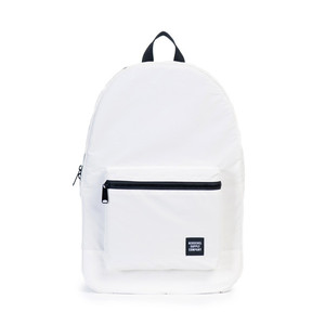 Herschel Packable Daypack White Reflective Backpack