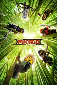 The LEGO Ninjago Movie [3D Blu-Ray] [2 Disc Set]