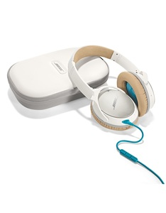 Bose QuietComfort 25 White Headphones (Android Devices)