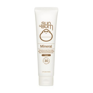 Sun Bum SPF 30 Mineral Tinted Face Lotion