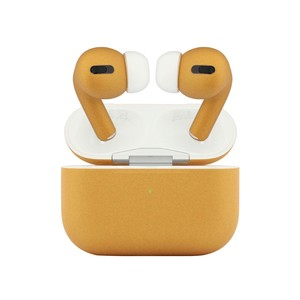 Apple AirPods Pro Matte Gold Noise-Cancelling Earphones with Wireless Charging Case