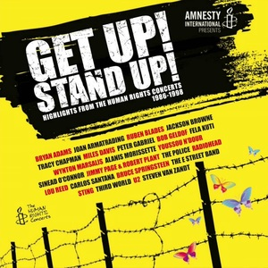 GET UP STAND UP (REGGAE) / VARIOUS (UK)