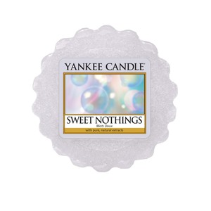 Yankee Candles Sweet Nothings Tarts/Wax Melts
