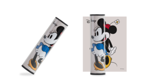 Tribe Disney Minnie Mouse Power Bank 2600Mah