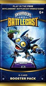 Skylanders: Battlecast - 8-Card: Booster Pack - Foil