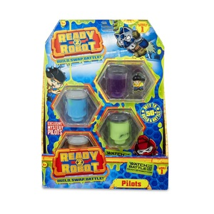 Ready2Robot Pilots Series 1 [Mystery Pack]