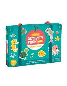 Mudpuppy Under The Sea Activity Pack To Go