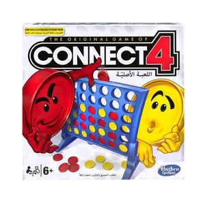 Hasbro Connect 4 Game [Arabic/English]