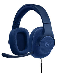 Logitech G 433 Royal Blue 7.1 Surround Gaming Headset