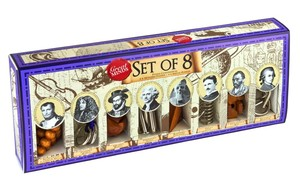 Professor Puzzle Great Minds Collection [Set of 8]
