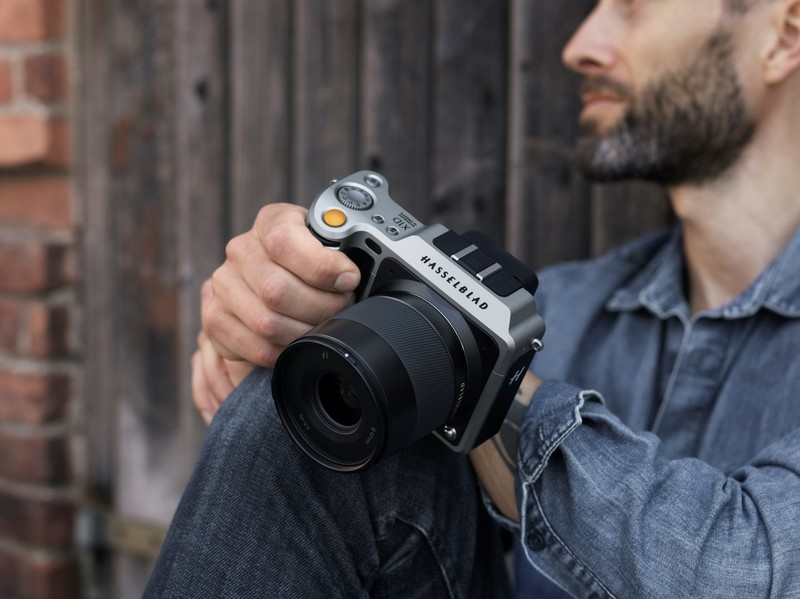 Hasselblad X1D-50C Medium Format Mirrorless Camera [Body]