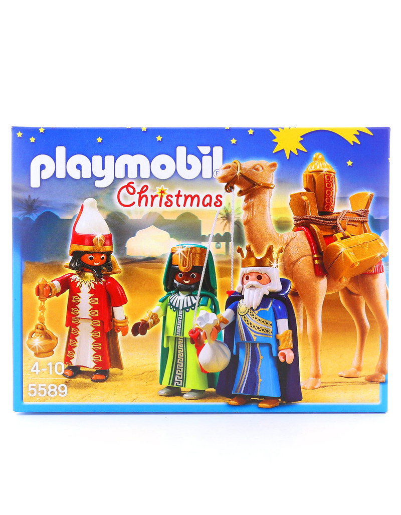 Playmobil Christmas Three Wise Kings | Building Sets | Science + Engineering | Gifts & Toys | Virgin Megastore