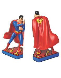 Superman Bookends [Set of 2]