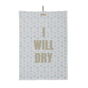 Bloomingville You Will Wash/I Will Dry Kitchen Towels [Assortment - Includes 1]
