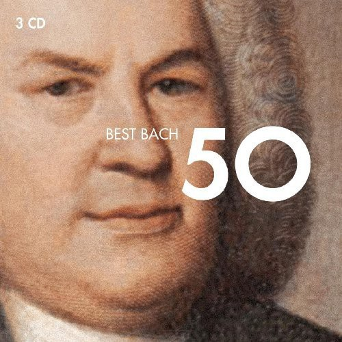 BEST BACH 50 / VARIOUS