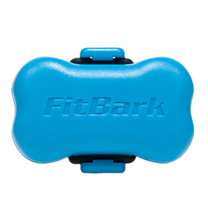 Fitbark Dog Activity Monitor Life Of The Party Blue