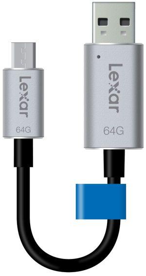 Lexar JumpDrive C20m 64GB USB 3 0 Flash Drive