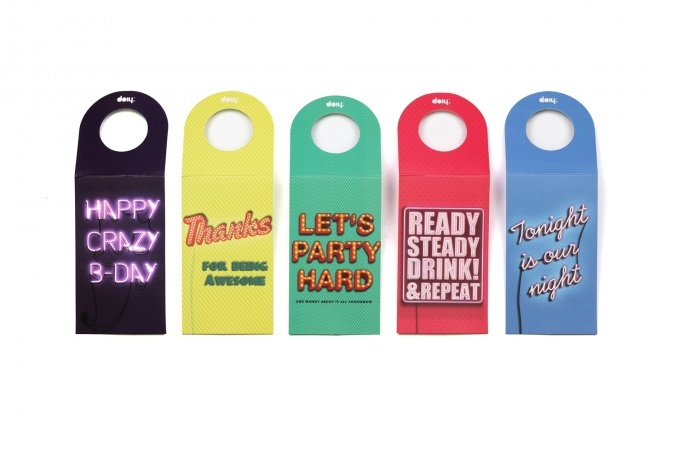 DOIY Party Drink Tags