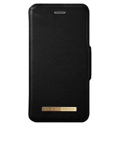 iDeal Fashion Wallet Case Black For iPhone 7 Plus