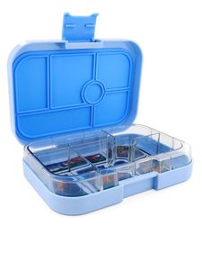 Yumbox Luna Blue Enchancted Forest Lunch Kit [6 Compartments]