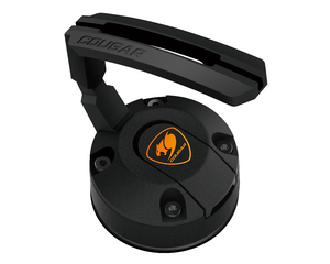 Cougar Bunker Black Vacuum Mouse Bungee