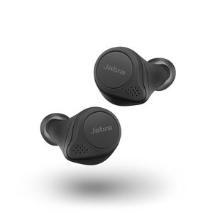 Jabra Elite 75t Black True Wireless Earbuds