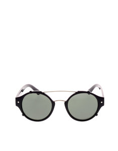 Spitfire Uk Flick Black Silver Black Sunglasses