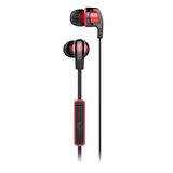 Skullcandy Smokin Bud 2 Black/Red +Mic Earphones