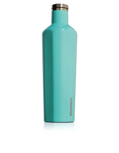 Corkcicle Canteen Turquoise Vacuum Bottle 470 ml