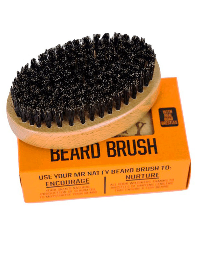 Mr Natty Beard Brush