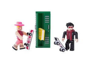 Roblox High School Playset with Figures