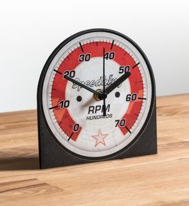 Speedking Mantle Clock Rev Counter