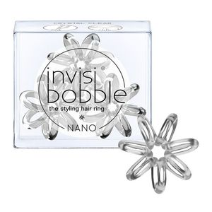 Invisibobble Hair Tie Nano Crystal Clear
