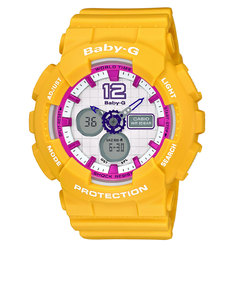 CASIO BA-120-9B BABY-G ANALOG-DIGITAL WATCH