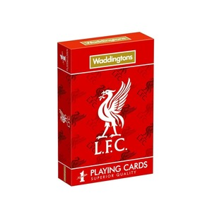 WADDINGTON'S PLAYING CARDS NO.1 LIVERPOOL FC DECK