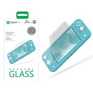 Amazing Thing 0.3 mm Supreme Glass Crystal For Nintendo Switch Lite [2 pcs]