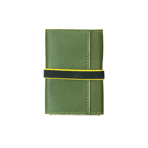 Double 00 Brasil Green/Yellow Wallet