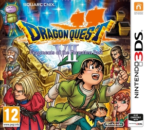 Dragon Quest VII: Fragments of the Forgotten Past [Pre-owned]