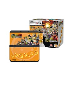 Nintendo 3DS Dragon Ball Z Extreme Butoden Edition