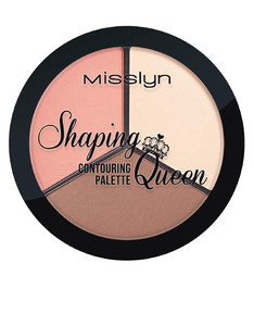 Misslyn Shaping Queen Contouring Palette Blossom Pink