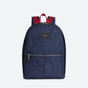State Bags Bedford Navy Nylon Backpack