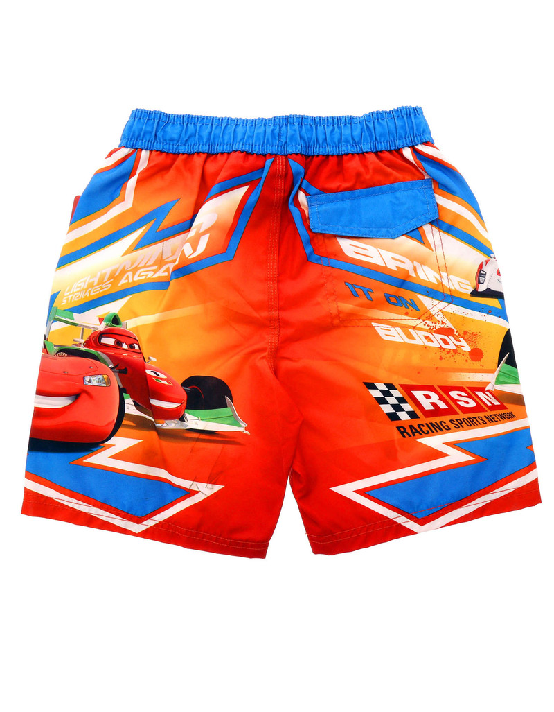 Cars Rev It Up Toddlers Swimshorts 7