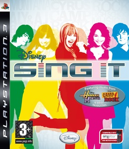 Disney: Sing It [Pre-owned]