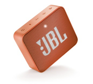 JBL GO 2 Orange Portable Bluetooth Speaker