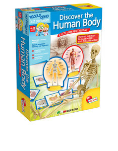 I'm Genius: Discover The Human Body