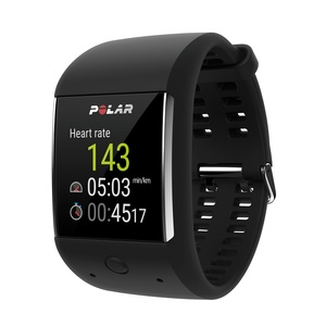 Polar M600 Black Sports Smart Watch
