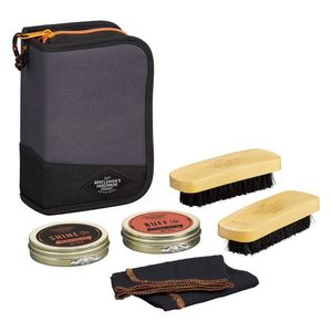 Gentlemen's Hardware Canvas Shoe Shine Kit